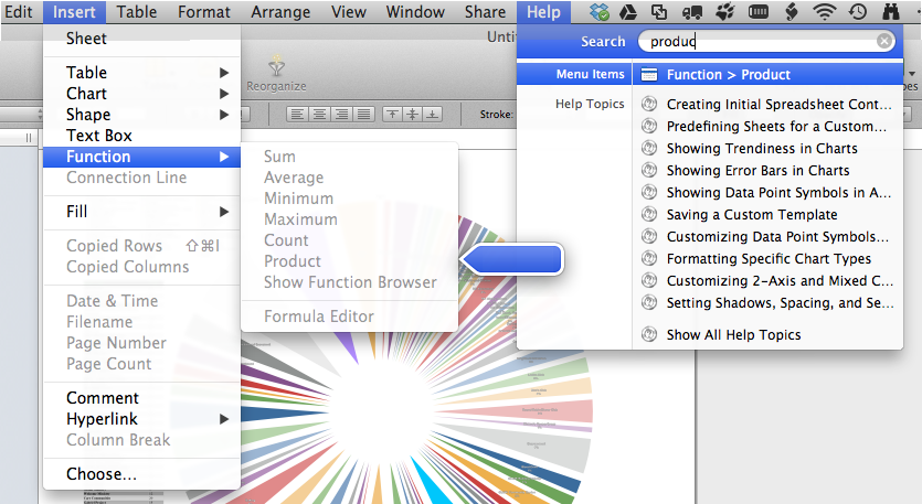 how do I multiply contents of 2 columns ? - Apple Community