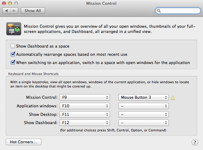 How do I reassign mouse button 3? - Apple Community