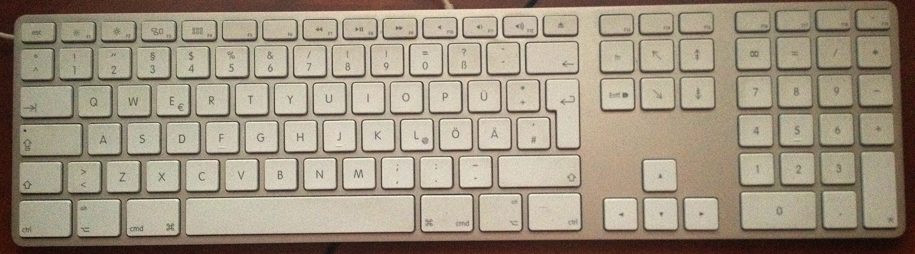 Can't type normal Tilde - Apple Community