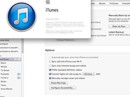 How do I prevent iTunes 11 0 3 from openi… - Apple Community