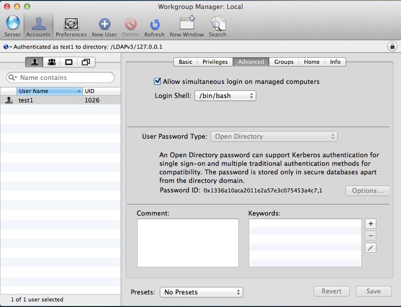 Anna besso nova : Mac os server vpn authentication failed