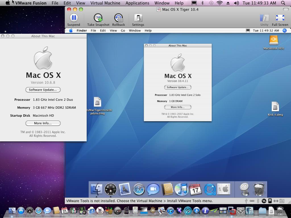 Virtual mac os x online