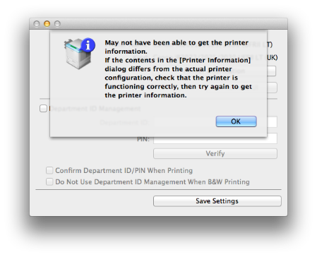 Cannot print to Canon iR2022i - Apple Community