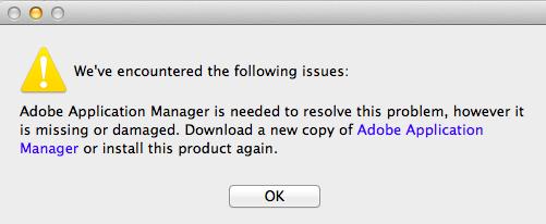 I downloaded adobe photoshop, I removed t… - Apple Community