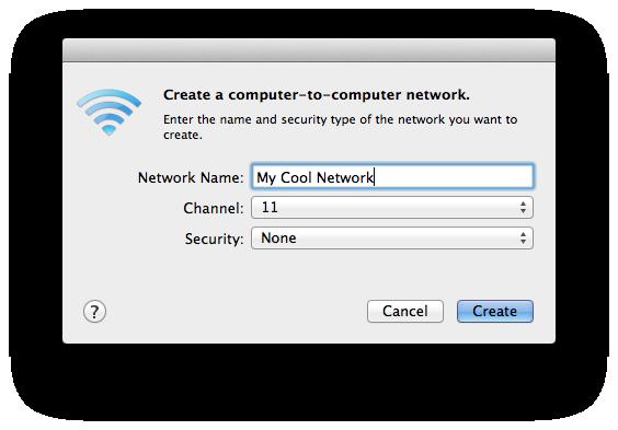 How to creat Wifi Hotspot in Mac osx 10 8… - Apple Community