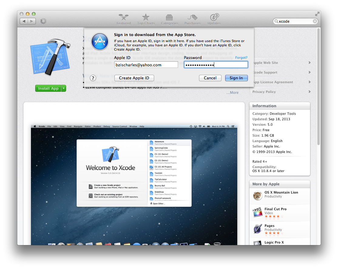 This apple ID has not yet been used … - Apple Community
