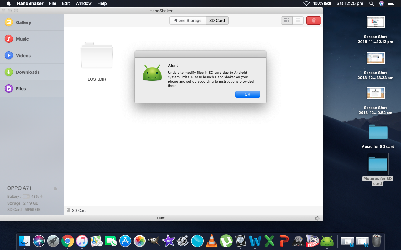 android file transfer not working on macbook