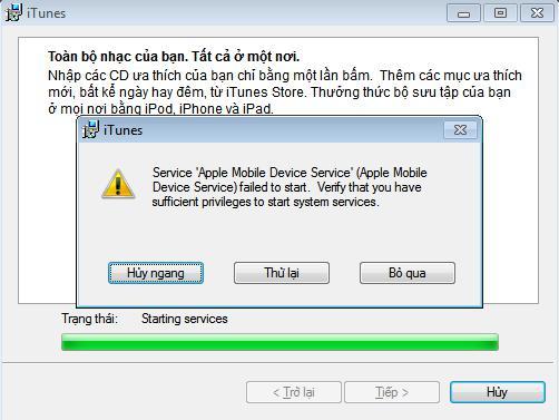 itunes error - Apple Community
