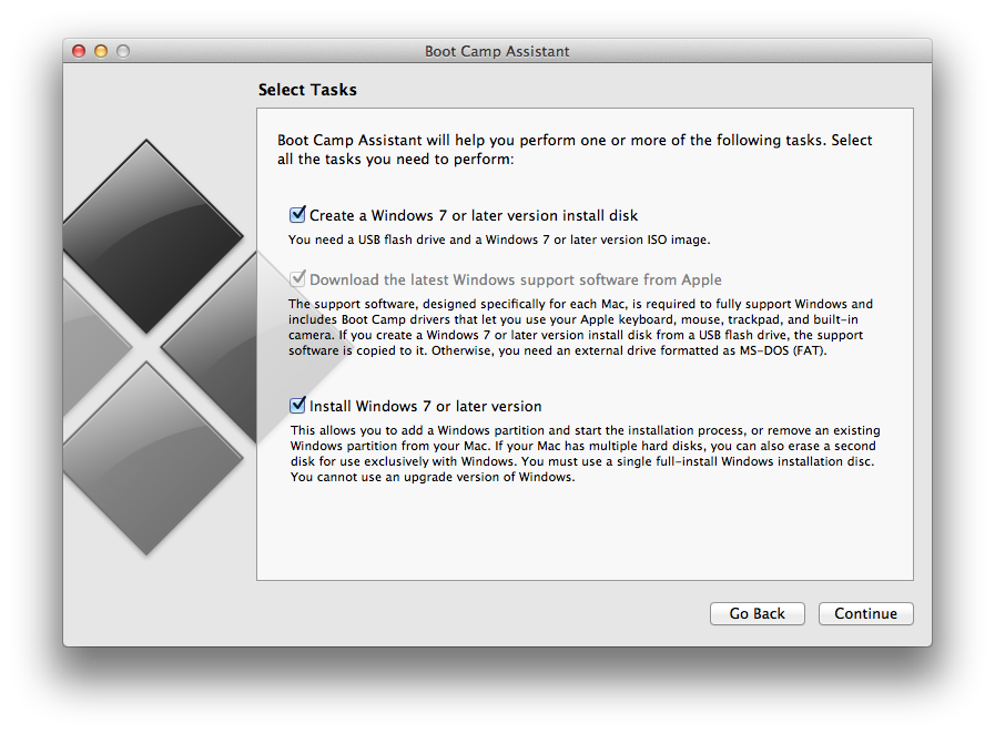 Windows support software not detected, Bo… - Apple Community