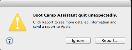Enable Bootcamp to install from usb for O… - Apple Community