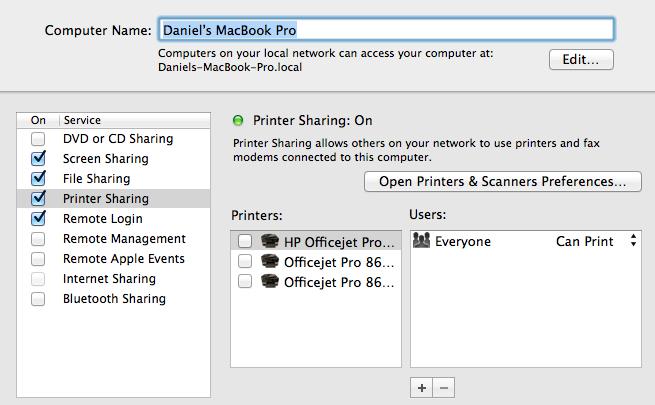 HP OfficeJet 8600 Plus All-in-One Won'… - Apple Community