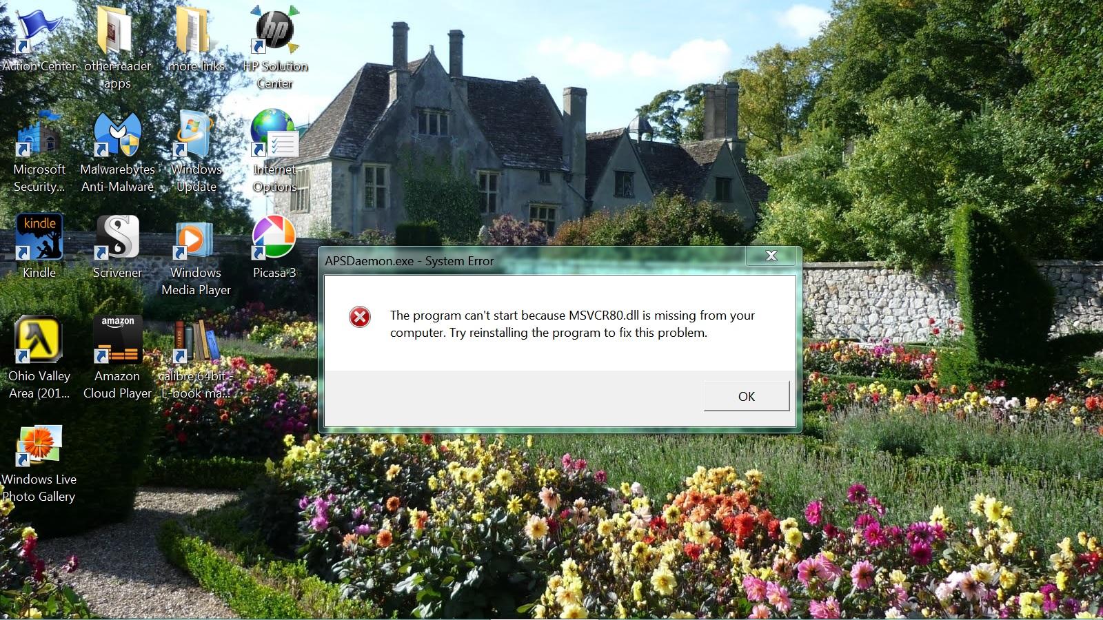 How to remove APSDaemon.exe - Apple Community