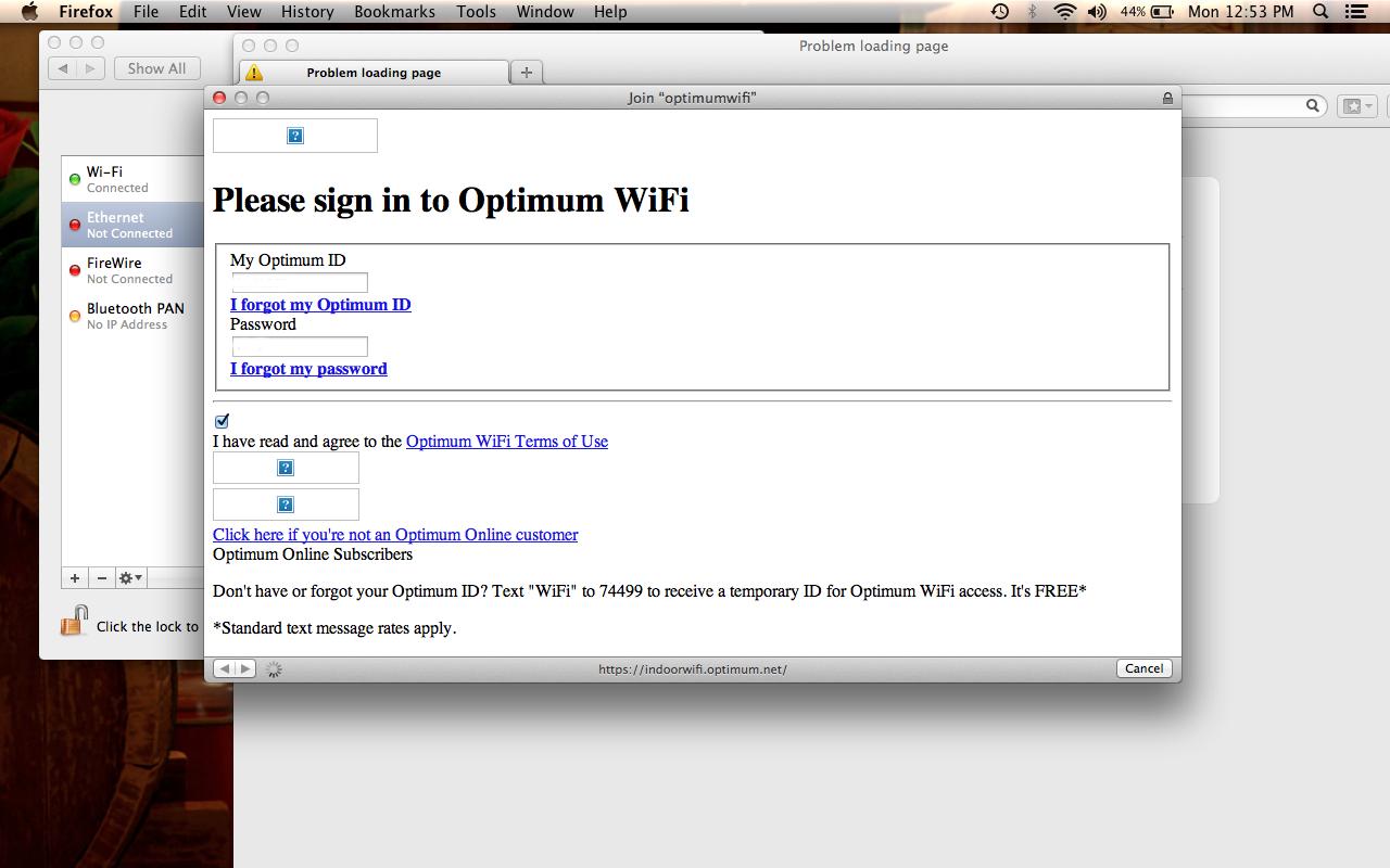 My Macbook pro won't sign into my WiF… - Apple Community