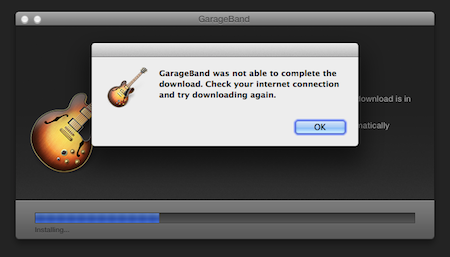 It says this everytime I try to download … - Apple Community