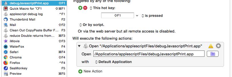 How to program F13-F19 - Apple Community