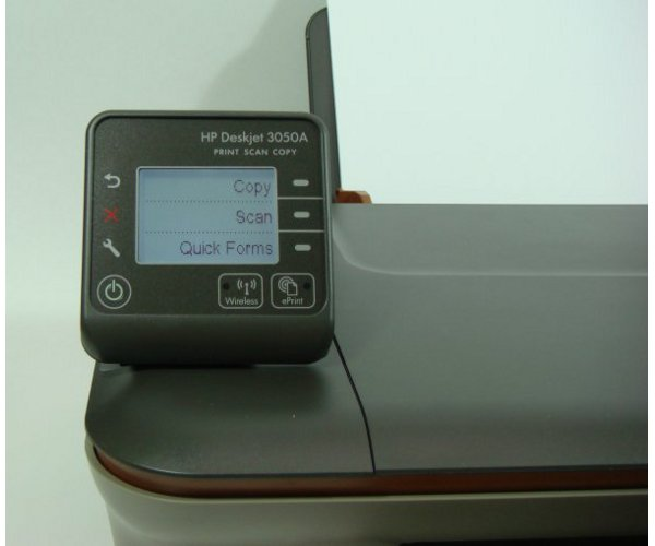 Setting up wireless printer for HP Deskje… - Apple Community