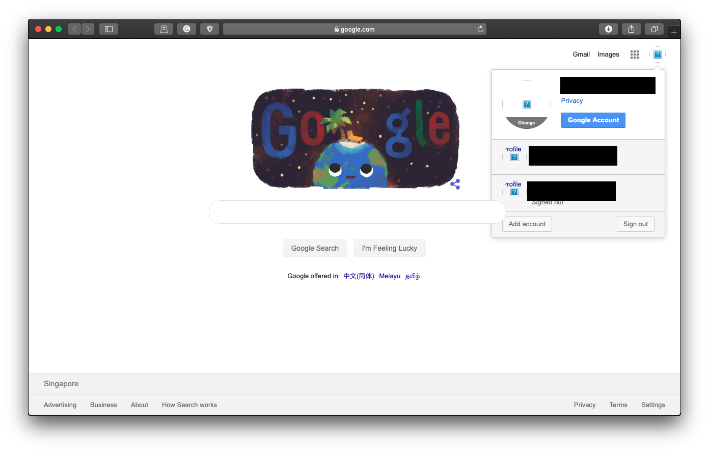 Pictures and icons from google sites is n… - Apple Community