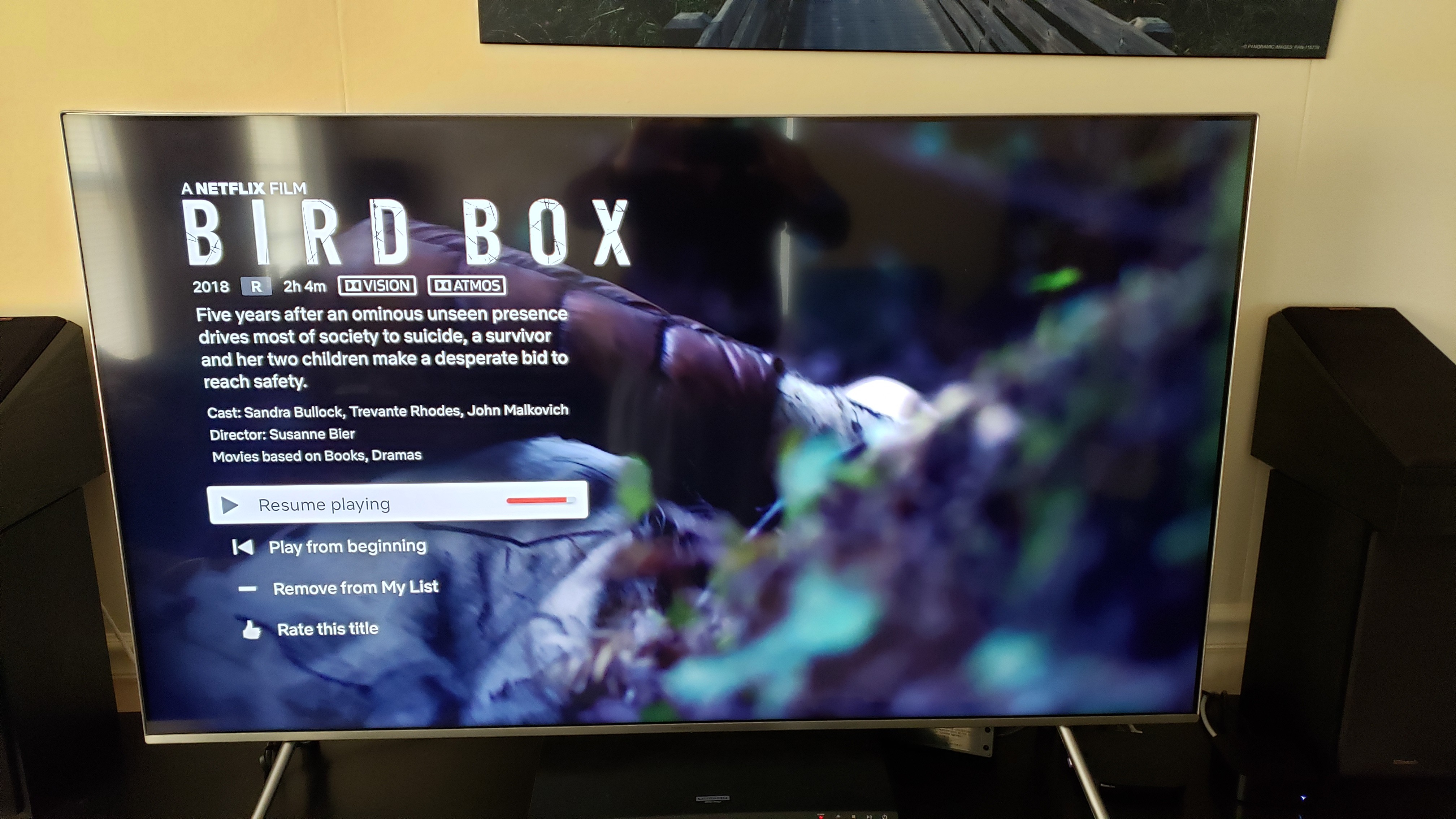 My Apple Tv 4K not providing the Dolby At… - Apple Community