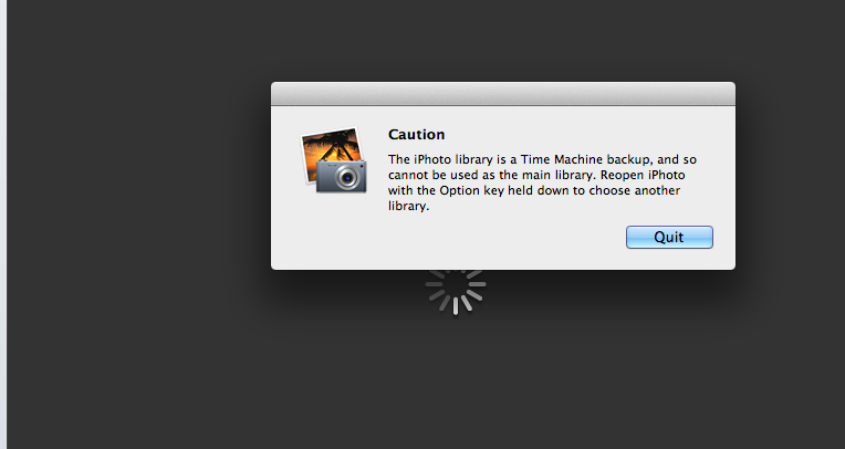 Transferring iphoto to external G Drive - Apple Community