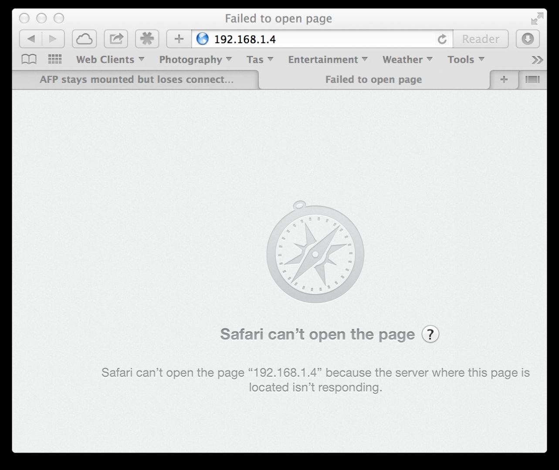 Problem Accessing WD MyCloud NAS - Apple Community