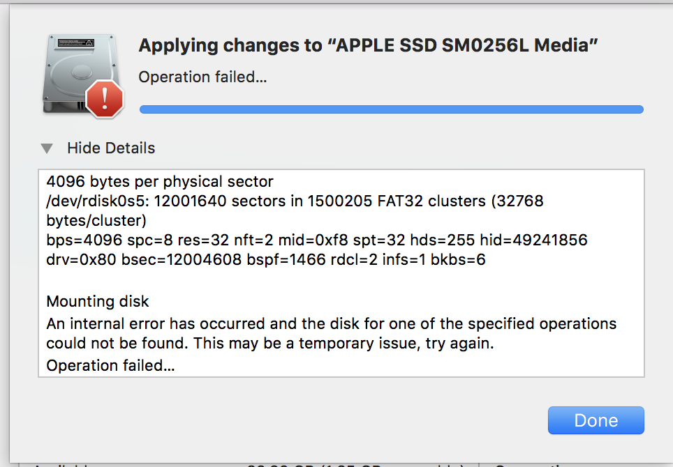 My bootcamp partition has disappeared, ha… - Apple Community
