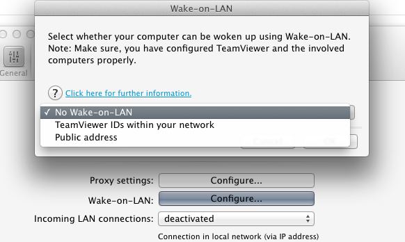 Please Help!-I would like to use TeamView… - Apple Community