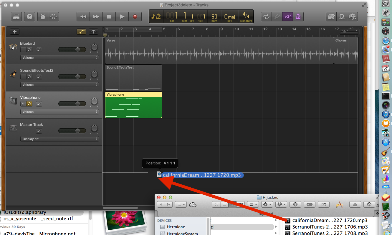 How does one import audio files to Garage… - Apple Community