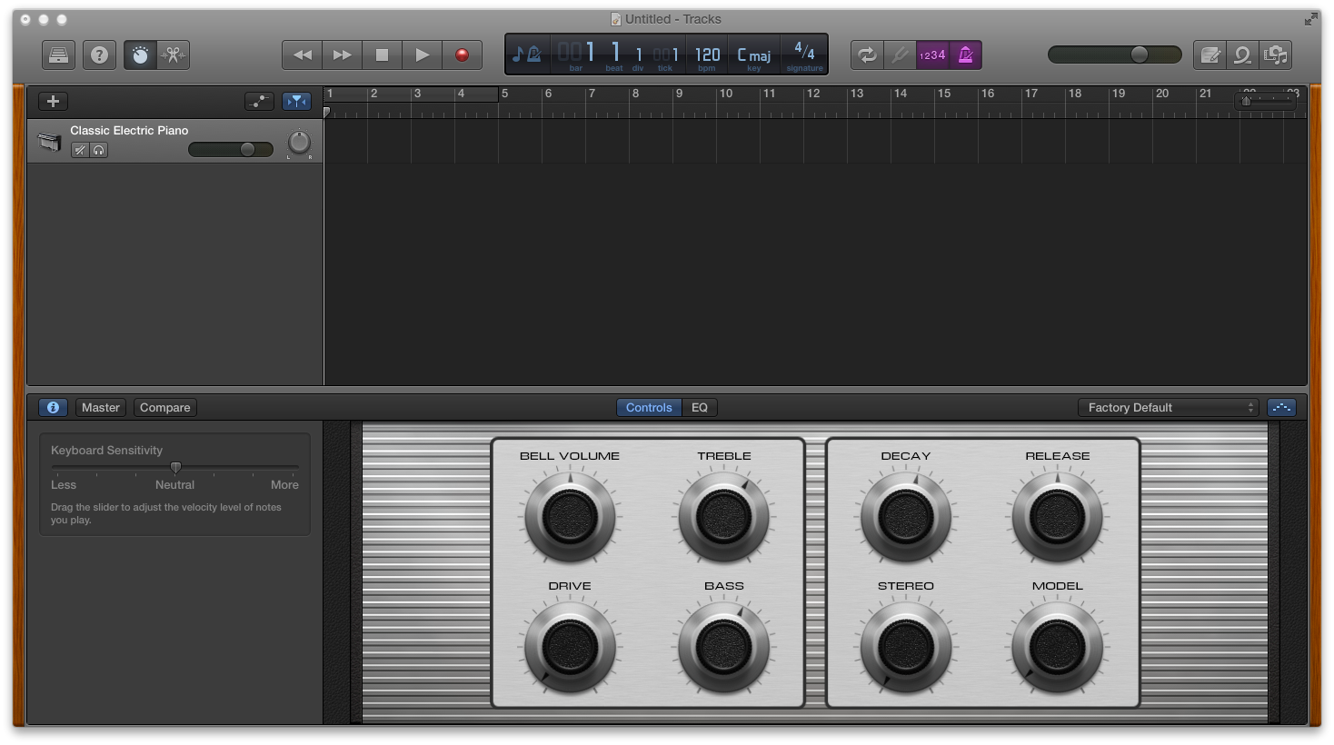 How do you add effects to tracks in Garag… - Apple Community