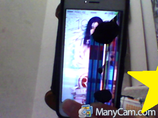 Screen is unresponsive to touch, has blac… - Apple Community