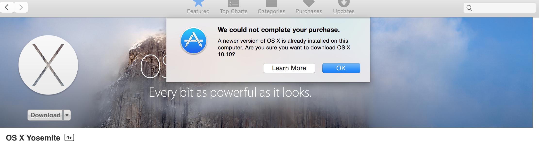 Os X Yosemite Download File