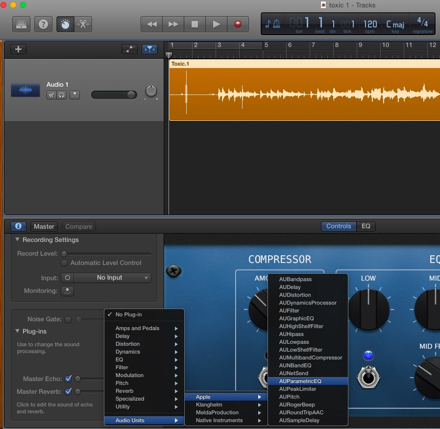 Does Garageband Come With Sound Effects Apple Community