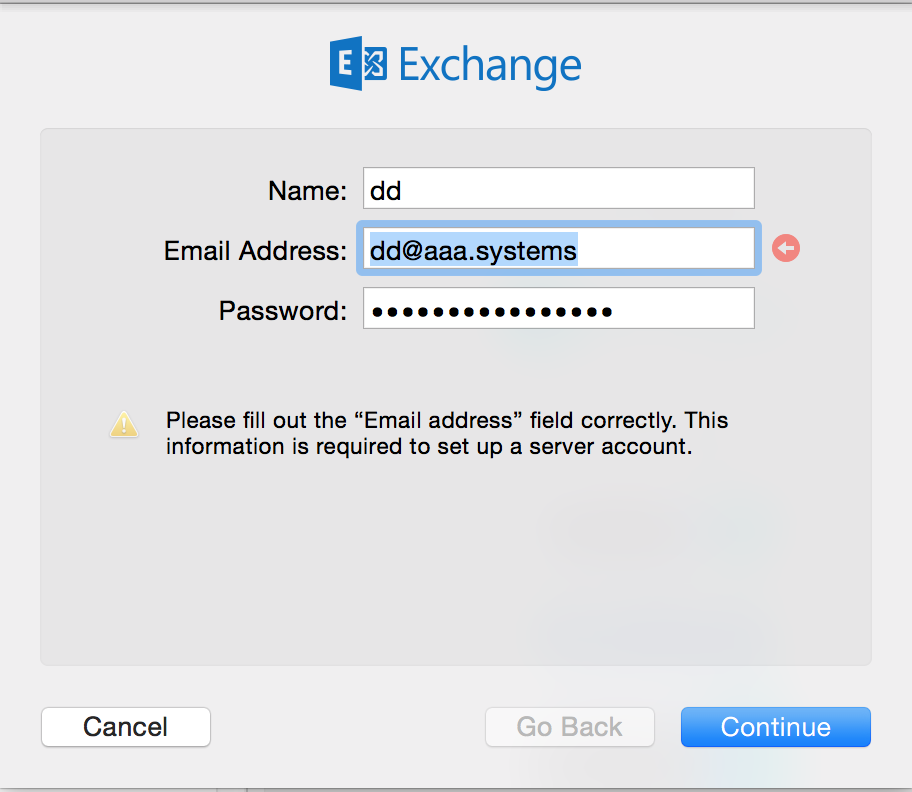 Email address with new top level domain (… - Apple Community
