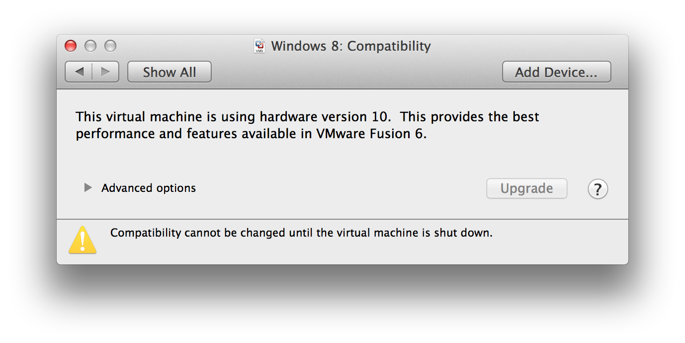 VMware Fusion running very slow after upg… - Apple Community