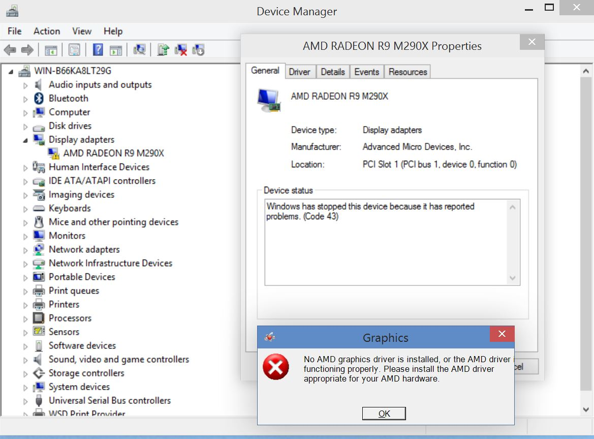 Retina 5K - AMD Boot Camp Driver failure - Apple Community