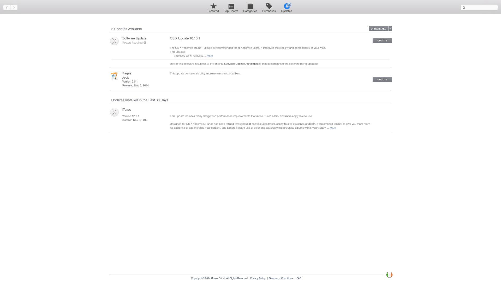 Mac App Store won't allow me update p… - Apple Community