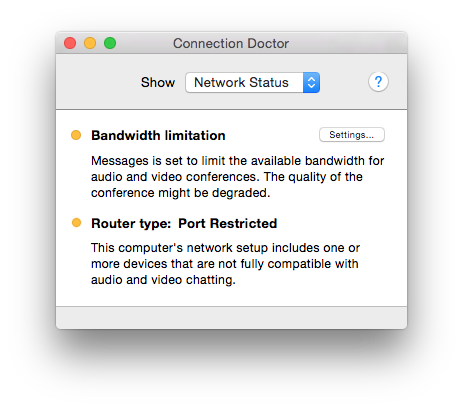 Yosemite Messages Screen Sharing Router T… - Apple Community