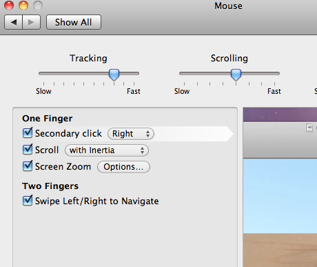 Magic mouse two finger right click stoppe… - Apple Community