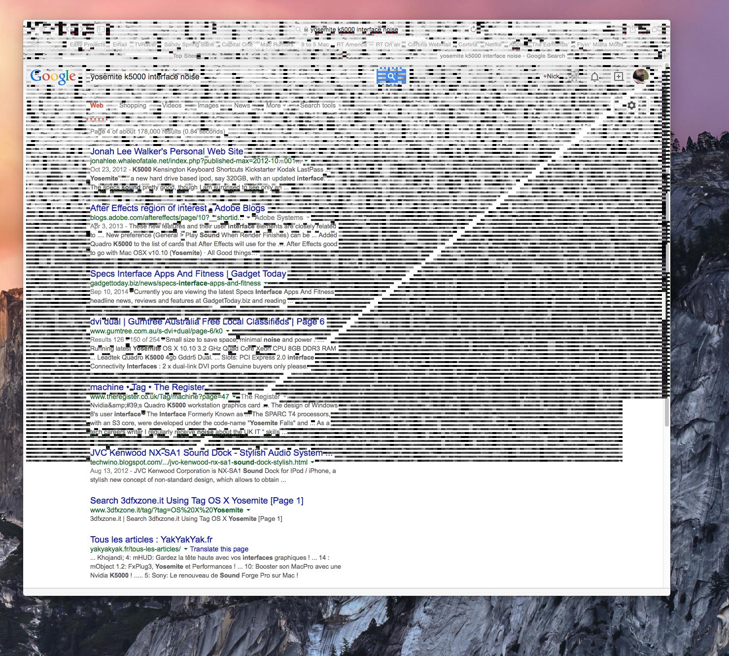 Yosemite NVIDIA issue on MacPro 5,1 - Apple Community