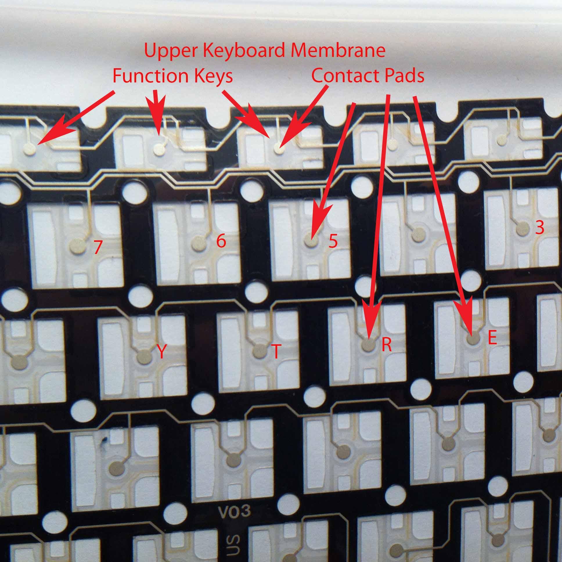 Random Keys Working Sporadically - Apple Community