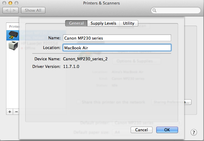 Can't enable double-sided printing on… - Apple Community