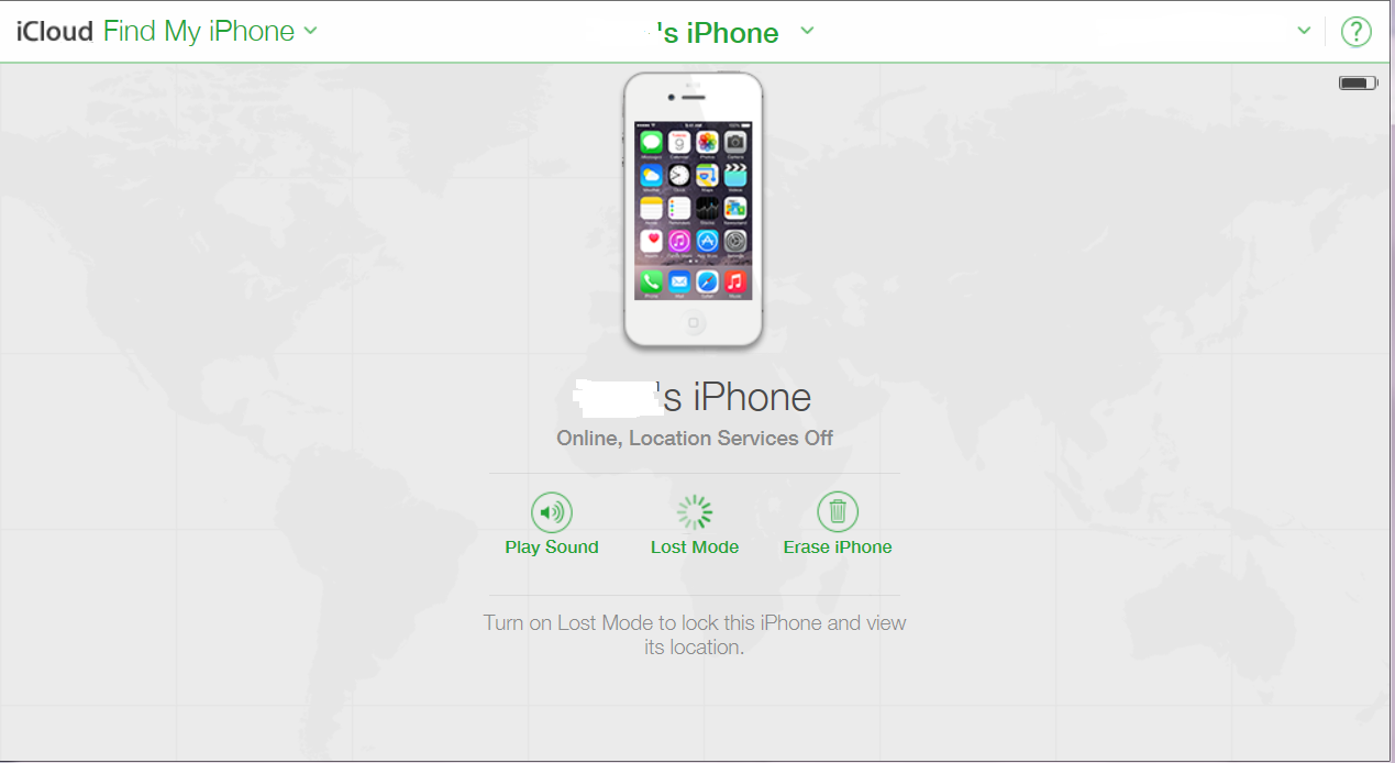 Lost Mode - useless when Location disable… - Apple Community