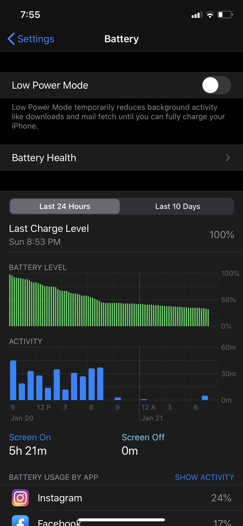 Iphone 11 Battery Drain Apple Community