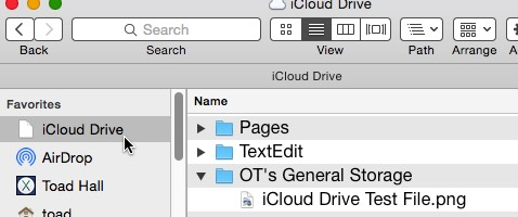 Is there any way to sync iCloud drive to … - Apple Community