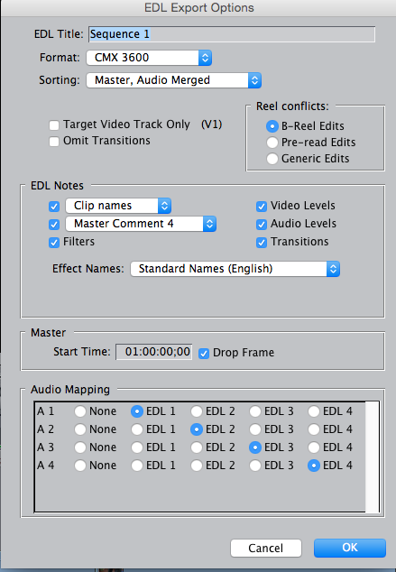 Problem with  XML export from fcp - Apple Community