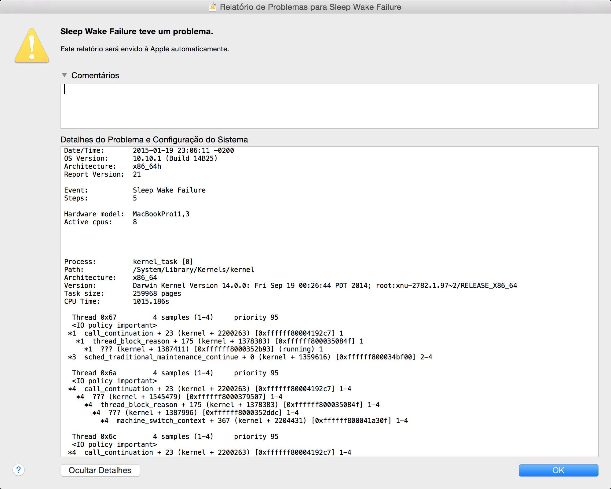 Sleep Wake Failure Macbook Pro Retina 15 Apple Community