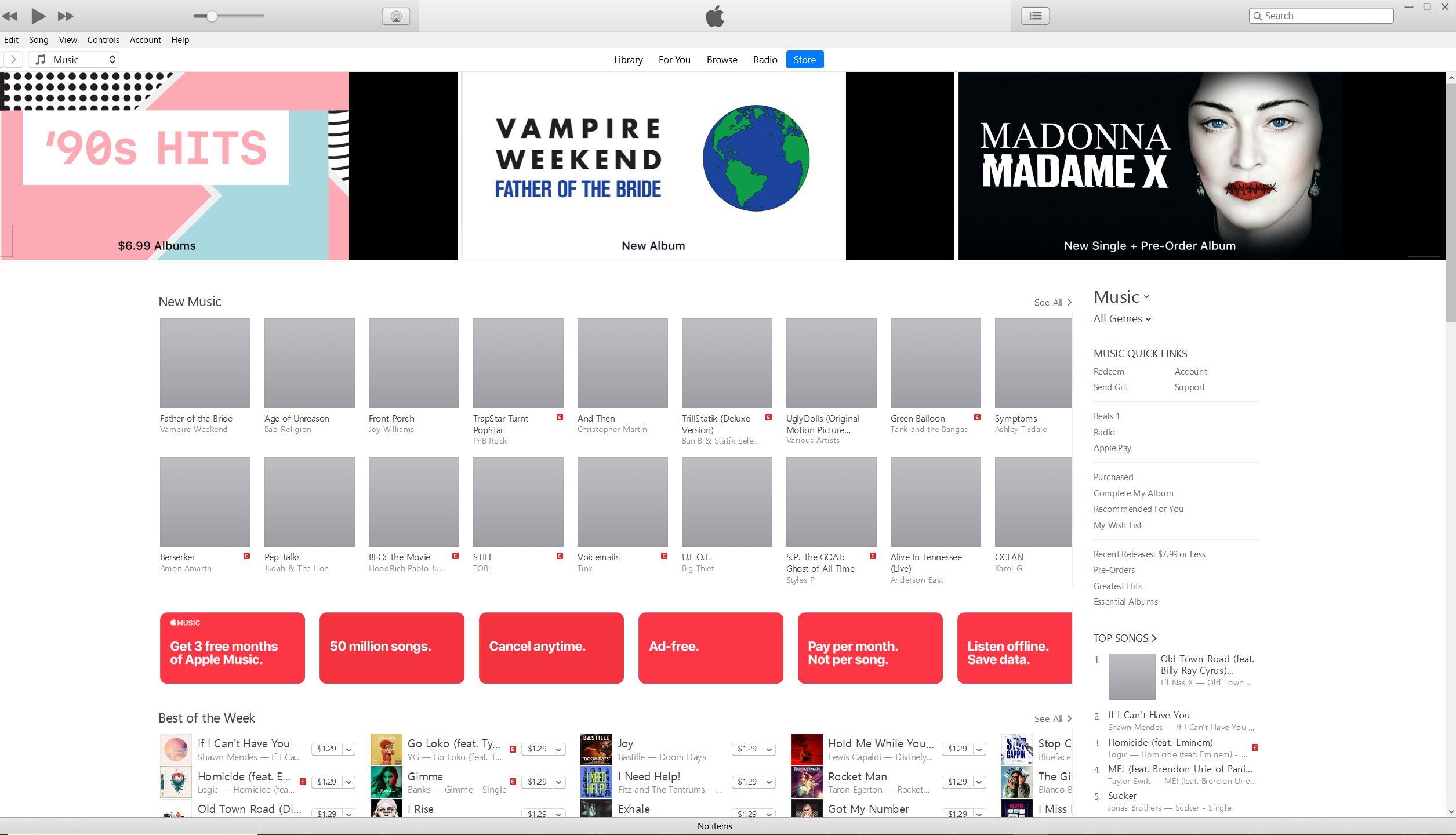 itunes not updating album artwork