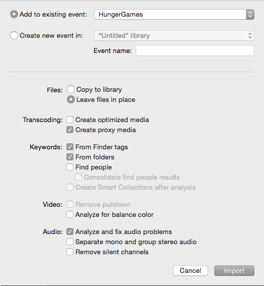Popping' while editing and rende… - Apple Community