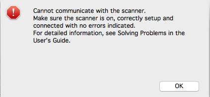 cannot connect to Epson scanner : can pri… - Apple Community