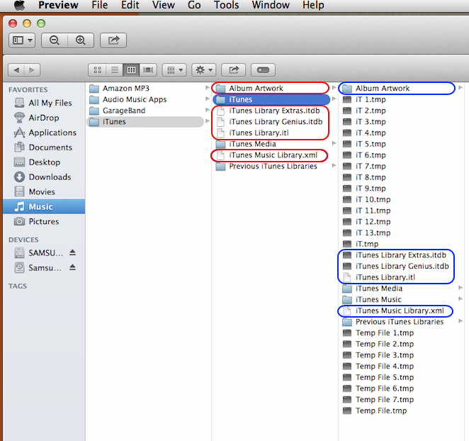Can I replace curent iTunes Music Library… - Apple Community
