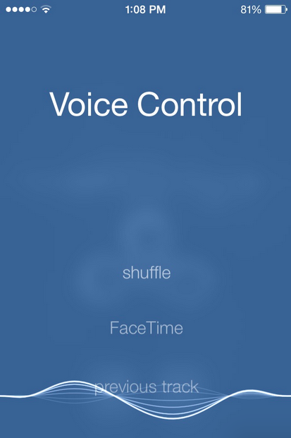 Iphone Voice Control >> How Can I Disable The Voice Control With Apple Community